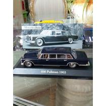 Mercedes Benz 600 Pullman. Limousina. Escala 1:43