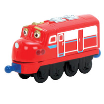 Juguetes Trenes Set 2 Chuggington Locomotora Wilson Koko
