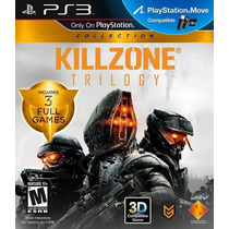 Killzone Trilogy Collection Ps3 Nuevo De Fabrica
