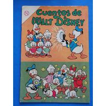 Cuentos De Walt Disney # 319 Novaro Abril 1964