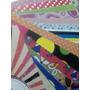 Paquete De Hojas Deco Para Scrapbook O Adornar