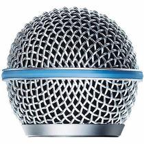Rejilla Para Microfono Shure Sm58 Beta58 Beta58a Sm58s