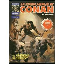 Conan El Bárbaro - 23 Revistas Historietas Comics Leyendas