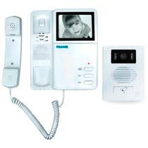 Video Portero Intercomuicador 2 Vias Interfon Camara Vv4