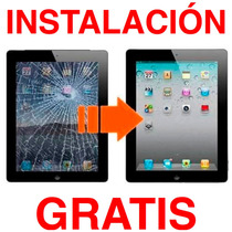 Touch Ipad 3 Con Instalacion Screen Digitalizador Pantalla