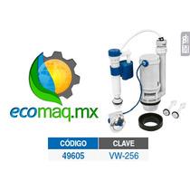 Valvula De Descarga Dual Para Baño Wc Foset 49605 Ecomaqmx