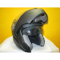 Casco Abatible Gafa Integrada Retractil
