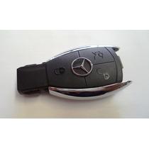 Carcasa Llave Mercedes Benz 3 Botones