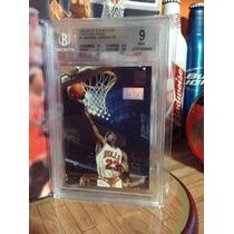 Michael Jordan Tarjeta Stadium Club 93-94 Vv4
