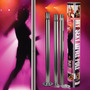 Tubo Pole My Sexy Little Pole Dance Kit - Silver