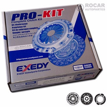 Kit Clutch Mitsubishi L200 2.4 2008 2009 2010 2011 Exedy
