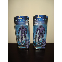 Halo 4 Series 2 Spartan C.i.o. Violet (no Master Chief)