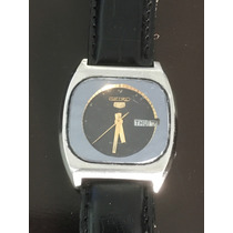 Reloj Seiko 5 Automatico Vintage Con Dia Y Fecha #71