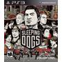 Sleeping Dogs Ps3 Nuevo De Fabrica