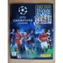 Álbum Champions League 2009-10 Edit. Panini 100% Lleno