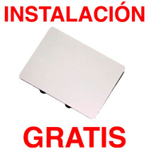 Trackpad Touchpad Original Macbook Pro 13 15 Con Instalación