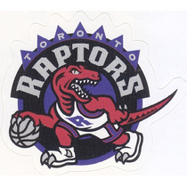 1997 Ud Choice Italian Sticker Raptors Logo Team #321