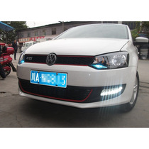 Luz De Niebla En Led Vw Polo - Vento