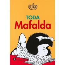 Toda Mafalda - Quino - Ediciones De La Flor - Envío Gratis