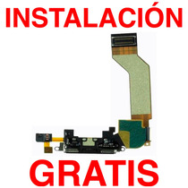 Centro De Carga Iphone 4 Instalacion Gratis - Flex Microfono