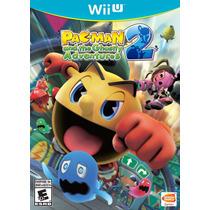 Pac-man And The Ghostly Adv - Wii U - Nuevo Con Envio Gratis