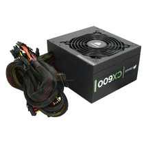 Fuente De Poder Corsair Builder Series Cx 600 Watt Atx/eps
