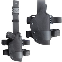 Funda Piernera Táctica Tipo Blackhawk Para Beretta Armystore