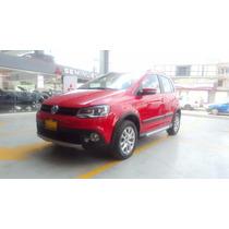 Volkswagen Crossfox 2013 Estándar Roja