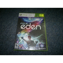 Child Of Eden Nuevo Y Sellado Para Xbox 360,excelente Titulo
