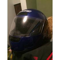 Casco Moto Kbc Tk-77 Snell Dot Talla Xl 61-62 Cms