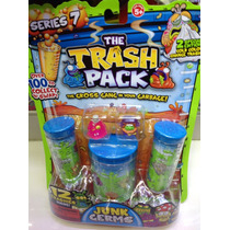 Nuevos Basuritos Trash Pack Serie 7 !!