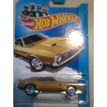 Hot Wheels De Coleccion 2014 Mustang Mach 1 71 Vbf