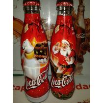 Botella Coca Cola Navidad 2003 Coleccion Conmemorativa Omm .