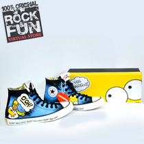 Converse The Simpsons 100% Originales