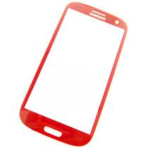 Samsung Galaxy A3 Refacción Cristal Gorilla Glass Blanco !!