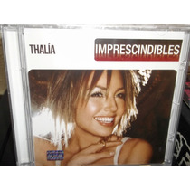 Thalia Imprescindibles Cd Sellado
