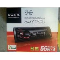 Autoestereo Sony Cdx-g1050u
