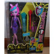 Monster High Crea Tu Monstruo Loba Color