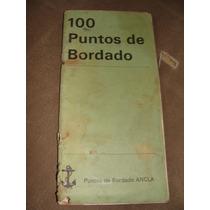 Libro 100 Puntos De Bordado