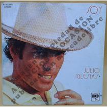 Soy - Julio Iglesias (1973), Disco Lp Columbia