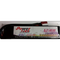 Bateria Litio Polimero 7.4v A 2200 Mah, 2s-1p Arduino, Robot