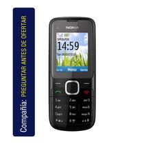 Celular Nokia C1 Cámara Vga Mms Radio Fm