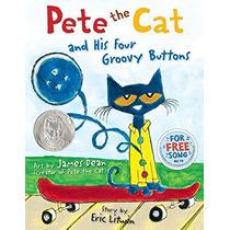 Pete El Gato Y Sus Cuatro Botones Groovy
