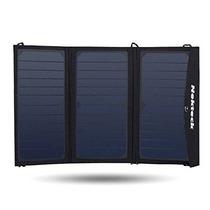 Cargador Solar Nekteck 20w Con 2 Puertos Usb Cargador Constr