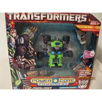 Mudslinger Transformers Power Core Combiners Destructicons