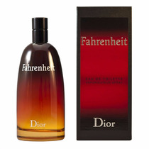 Fahrenheit Agua De Tocador 200ml De Christian Dior