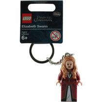 Lego Llavero Elizabeth Swann - Piratas Del Caribe