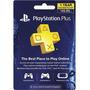 Tarjeta Play Station Plus 3 Meses Psn Ps Plus Ps3 Ps4 Psvita