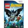 Lego Batman Wii Usado - Blakhelmet C Sp