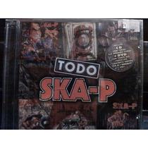 Cd / Dvd Ska-p Todo (edicion Especial) Nuevo